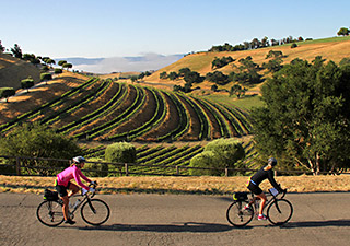 Backroads Wine Country Biking trip